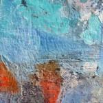 Mary Scott, All The Ancient Rocks I Ever Met (II), Wychwood Art, detail 3
