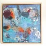 Mary Scott, All The Ancient Rocks I Ever Met (II), Wychwood Art, hung