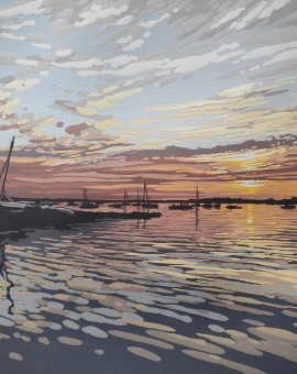 Quay Sunset - Alexandra Buckle 2mb