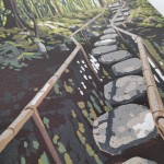 Stepping Stones close up