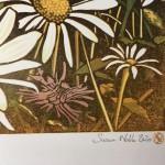 wildflowers i – Susan Noble – signature