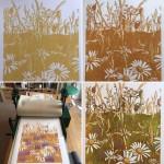 wildflowers i – Susan Noble – wip