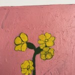 Deborah Windsor Yellow Flowers (detail 2) Wychwood Art-0e580570