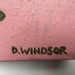 Deborah Windsor Yellow Flowers (signature) Wychwood Art-266edc59