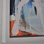 Diane Whalley Running Across the Beach II Wychwood Art