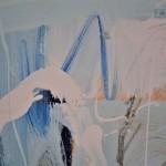 Diane Whalley Running Across the Beach IV Wychwood Art