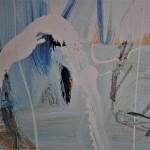 Diane Whalley Running Across the Beach VI Wychwood Art