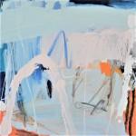 Diane Whalley Running Across the Beach Wychwood Art (4)