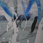 Diane Whalley Running Through the Waves VI Wychwood Art
