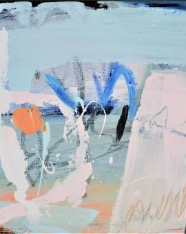 Diane Whalley Running Through the Waves Wychwood Art (4)