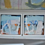 Diane Whalley Running Together series I Wychwood Art