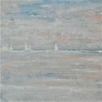 Diane Whalley Shimmering Waters VI Wychwood Art