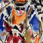 Garth Bayley. Heart of the Race.Wychwood Art. 10-0afcfe92