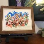 Garth Bayley. Heart of the Race.Wychwood Art. 2-cebd1e80