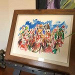 Garth Bayley. Heart of the Race.Wychwood Art. 3-f8553f19