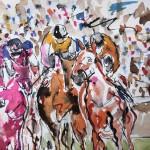Garth Bayley. Round the Bend.Wychwood Art 2-432c8547