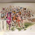 Garth bayley. Round the Bend.Wychwood Art 10-e9cd6fe2