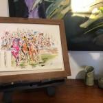 Garth bayley. Round the Bend.Wychwood Art 3-7cf87a88