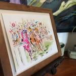 Garth bayley. Round the Bend.Wychwood Art 4-b750e840