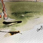 Garth bayley. Round the Bend.Wychwood Art 8-16e57086