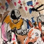 Garth bayley. Round the Bend.Wychwood Art 9-4930dc2e