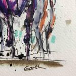 Garth bayley. Thunder. Wychwood art. 6-6348c809