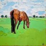 Georgie Dowling Grazing Horse 001-f3d96ff3