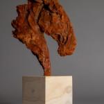 Jane Shaw – War Horse – Bronze Sculpture – Animal Art 1