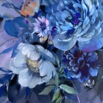 Jo Haran Captured Blue Wychwood Art4