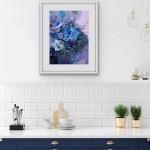 Jo Haran Captured Blue Wychwood Art6