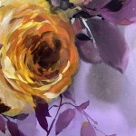 Jo Haran It Started With A Yellow Rose Wychwood Art9