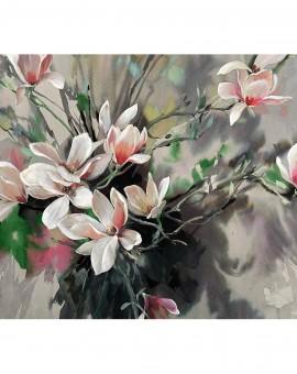 Jo Haran Perched Magnolia Wychwood Art1