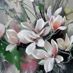 Jo Haran Perched Magnolia Wychwood Art6