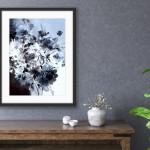Jo Haran Petals In Monotone Wychwood Art2
