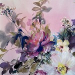 Jo Haran Pink Haze Wychwood Art