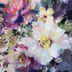 Jo Haran Pink Haze Wychwood Art3