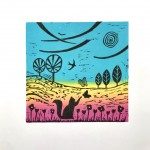 Joanna Padfield Cat and Butterfly Linocuts 1-cd406a70