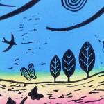 Joanna Padfield Cat and Butterfly Linocuts 2-619fc36b