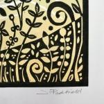 Joanna Padfield Flurry Linocut Print 8-b3619847