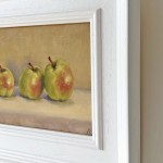 MARIE ROBINSON Rule of Six_Framed Side view 1_Wychwood Art