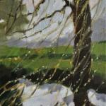 Margaret Crutchley Spring Willows Wychwood Art resized