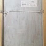 Mary Scott, Oscillation (III), Wychwood Art, back