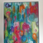 Mary Scott, Oscillation (III), Wychwood Art, hung