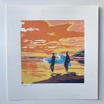 Robyn Forbes_Morning Surf_(1-12)_Wynchwood_Art