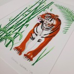 Tiger angle