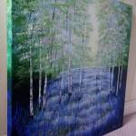 woodland oasis side