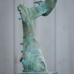 Adam Warwick Hall – Discombobulated Liberator- Bronze- 1 of 12- View e-Wychwood Art -ea3c6ff2