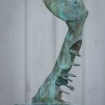 Adam Warwick Hall – Discombobulated Liberator- Bronze- 1 of 12- View h-Wychwood Art -1056be61