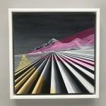 Dessiner sur la Neige by Tania Oko (front in frame) wychwood art-79222b1a
