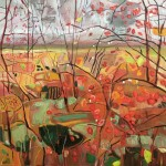 Elaine Kazimierczuk, Raindrops on Rosehips, Wychwood Art-0a0506c8
